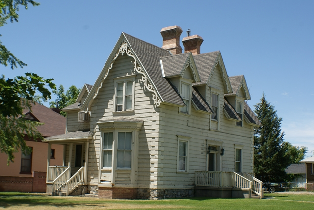 Provo Historic Homes - Points of Interest in Provo
