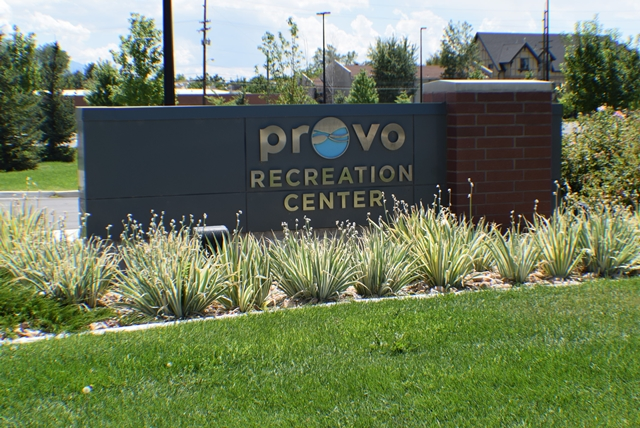 Provo Recreation Center, Provo Utah