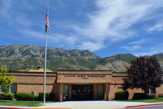 Canyon Crest Elementary School, Provo Utah