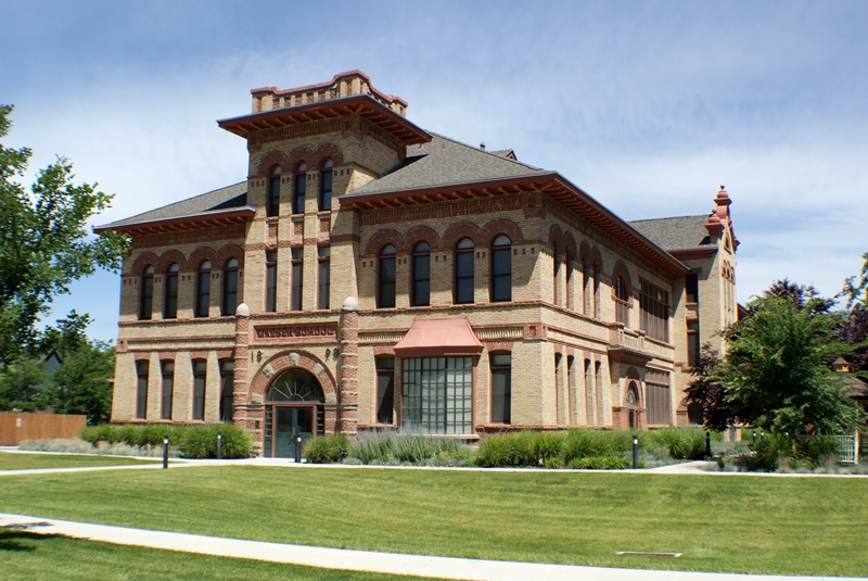 Maeser School - Points of Interest Provo Utah