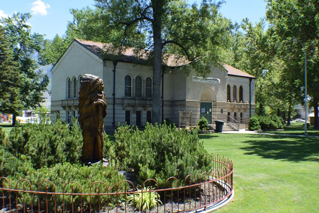 Provo Pioneer Museum - Points of Interest Provo Utah