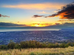 Squaw Peak Overlook - Points of Interest Provo Utah