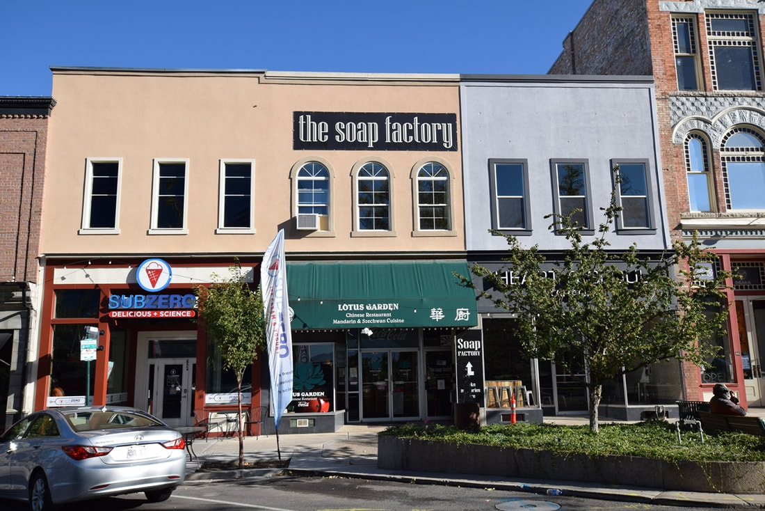 The Soap Factory, Provo Utah