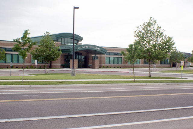 Lakeview Elementary School, Provo, UT