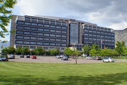Novell Office Building - Points of Interest Provo Utah