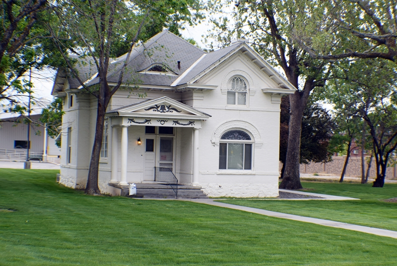 Utah State Hospital Cottage House Provo Utah