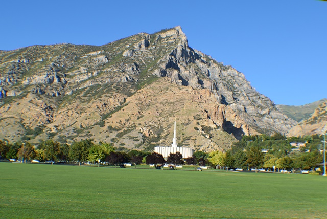 Provo Utah Temple - Points of Interest Provo Utah