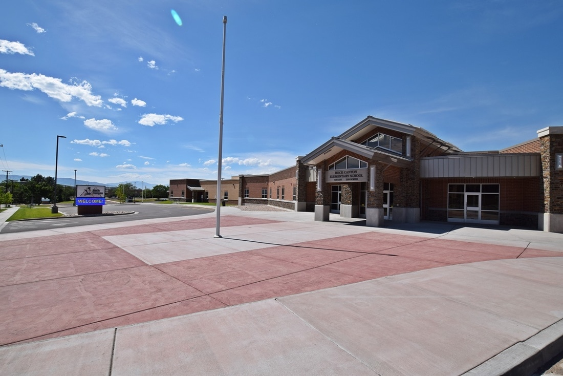 Rock Canyon Elementary School, Provo Utah